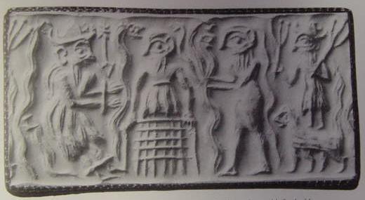 mesopotamian gods essays